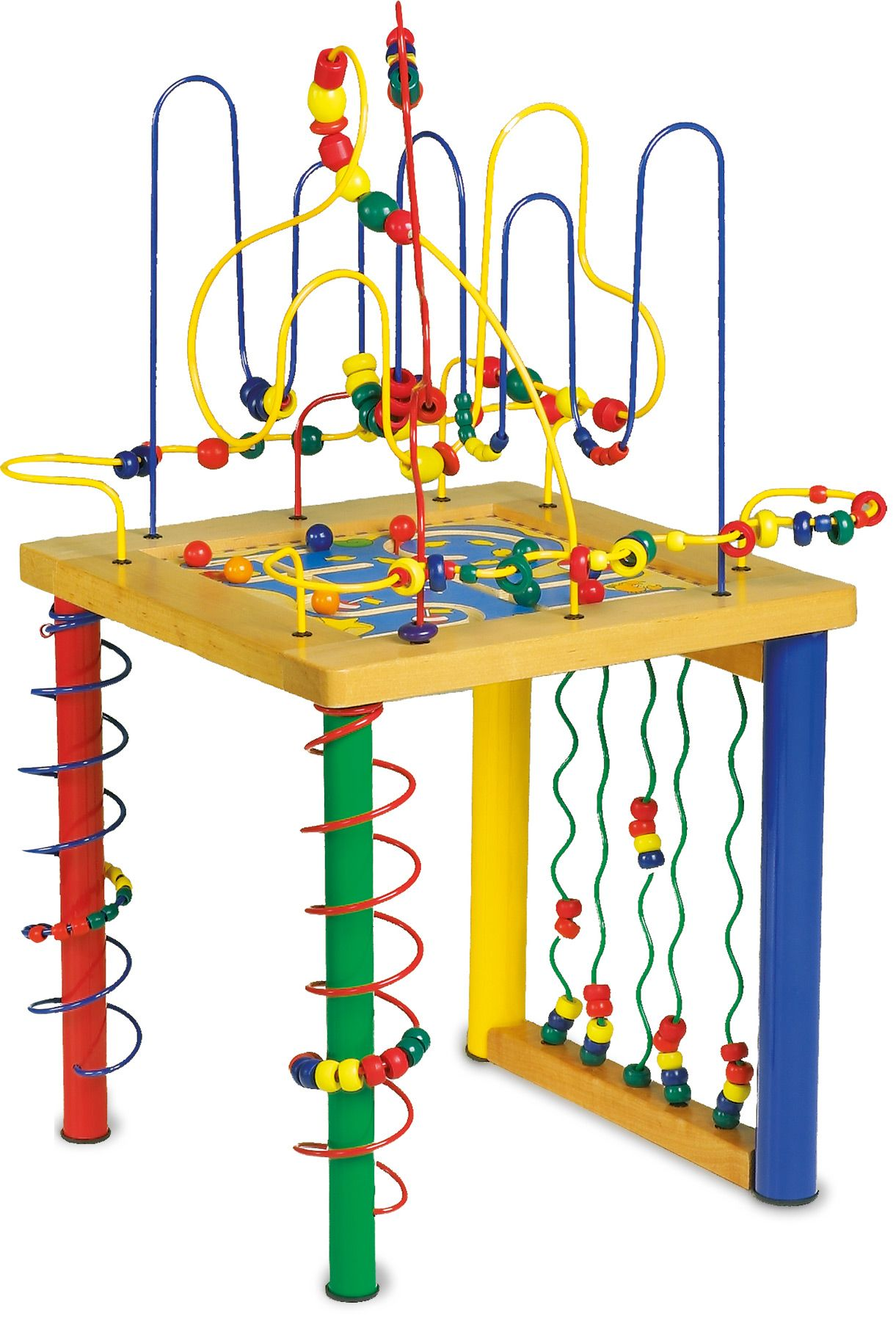 Large Motor Skills Table,Bead activity table,bead frame table,baby ...
